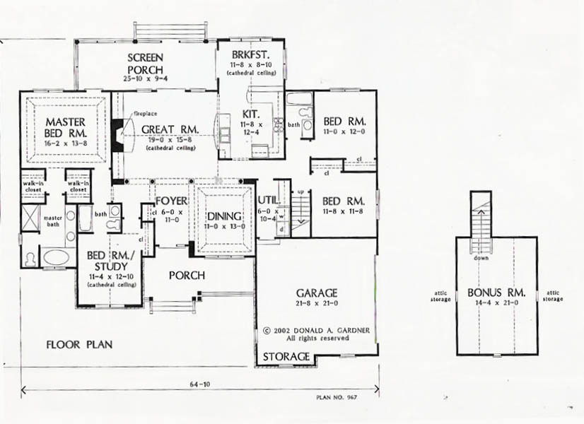 Storybook house plans cozy country cottages storybook Storybook cottages floor plans